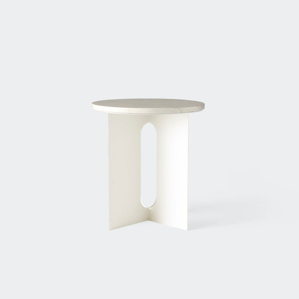MENU Androgyne Side Table Ivory