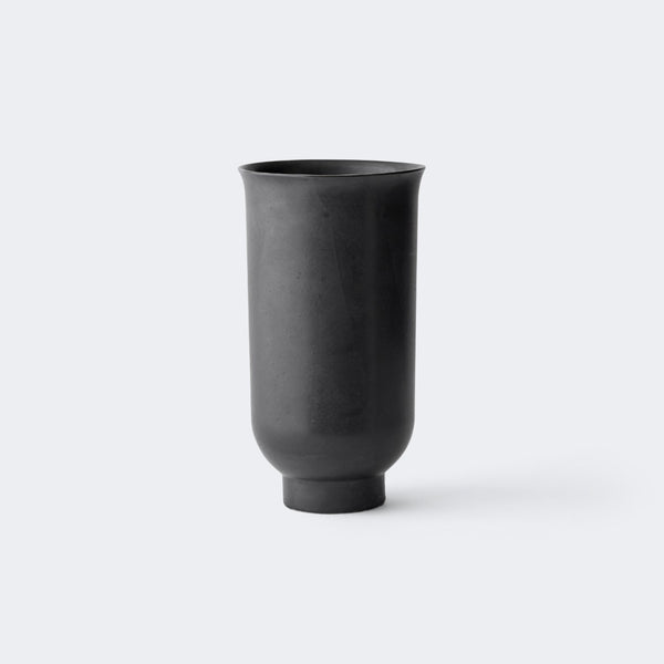 MENU Cyclades Vase Black