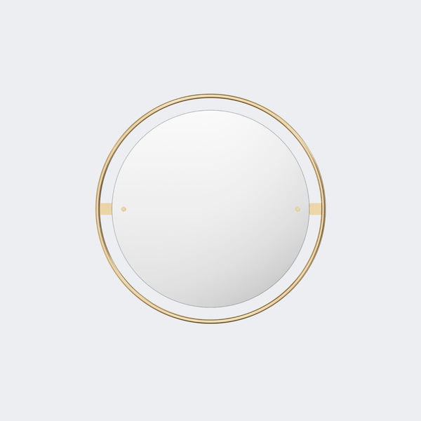 MENU Nimbus Mirror Polished Brass 24in