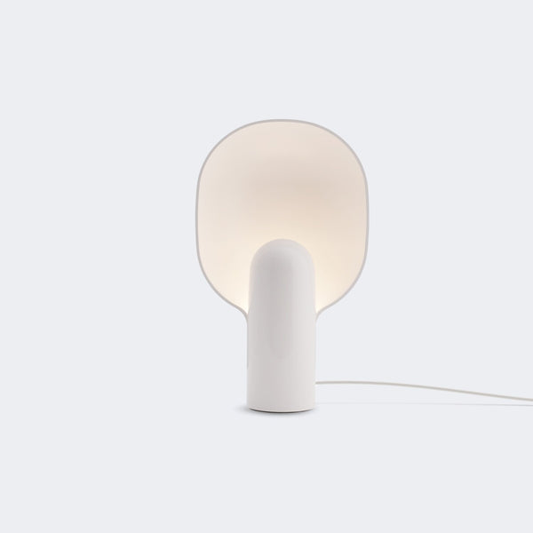 New Works Ware Table Lamp White
