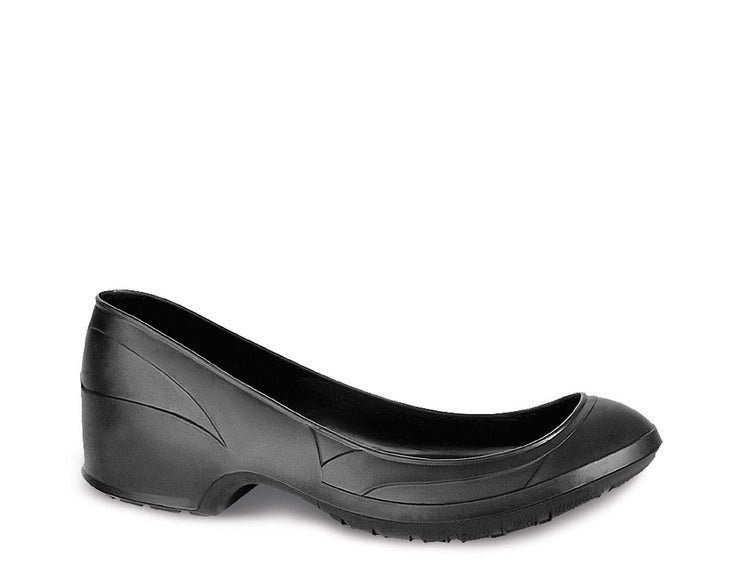 A1141-11, Acton Citylight, Natural Rubber Waterproof Overshoes (Black) - OSHATOES.com
