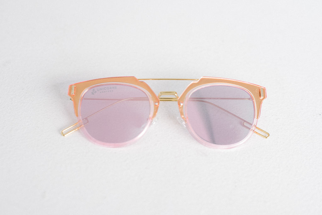 Pink Unicorn Sunglasses