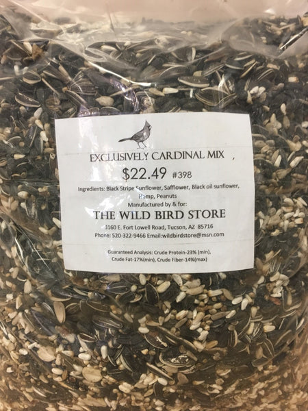 Exclusively Cardinal Mix