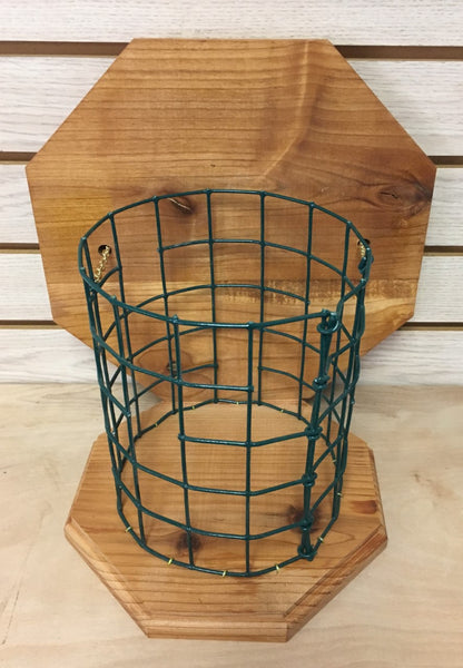 Cylinder Feeder by The Wild Bird Store