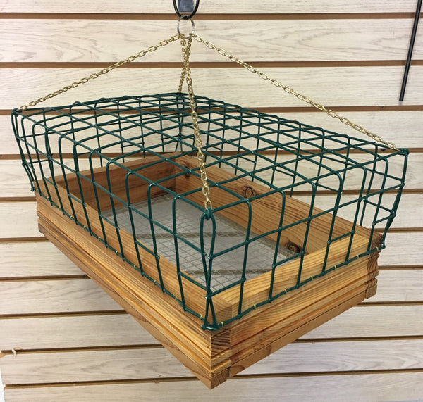 Songbirds Only Platform Feeder - Large
