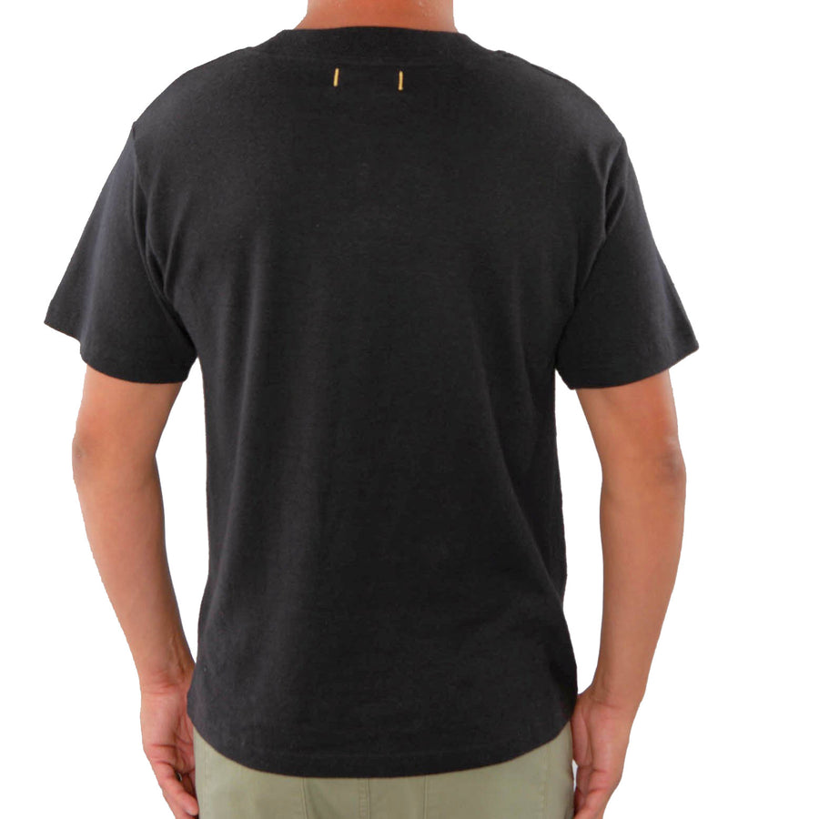 Chiba Tee Made With Our Sustainable Hemp/Organic Cotton Blend-Roamers Brand