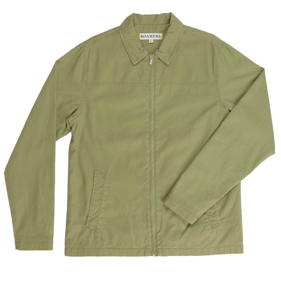 MCWAY TEAM JACKET Made In Our Sustainable Hemp/Organic Cotton Blend-Roamers Brand