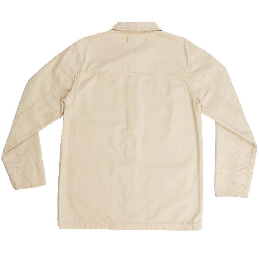 Wells Chore Coat Made With Our Sustainable 100% Organic Cotton-Roamers Brand