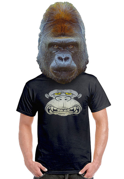 big gorilla unisex t-shirt
