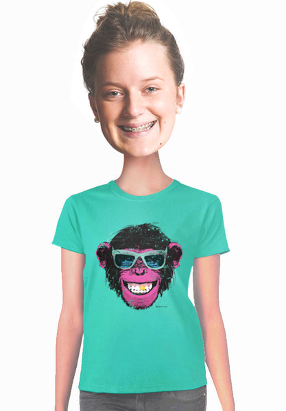 chimp t-shirt