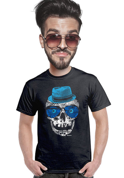 crazy cool skull t-shirt