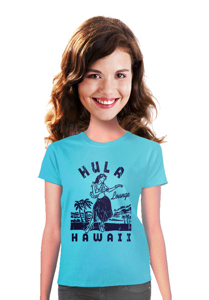 hula lounge t-shirt