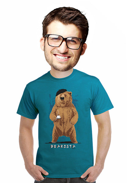 barista Coffee t-shirt