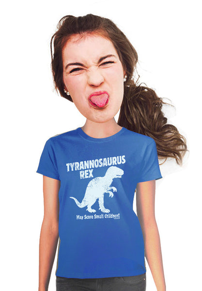 t-rex women t-shirt