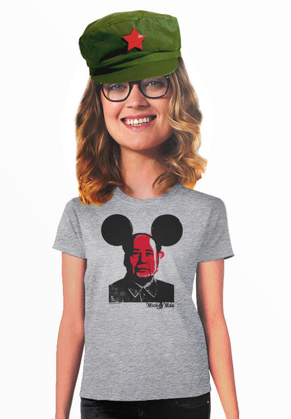 mickey mao womens t-shirt
