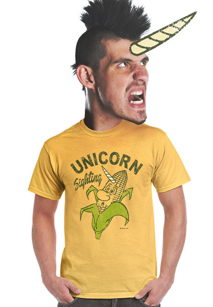 real unicorn t-shirt
