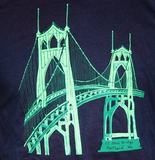 St. Johns Bridge (Onesie)