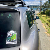 Guemes Island Sticker