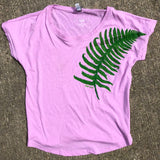 Women's Fern (Lilac) (Relaxed Fit)