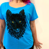 Women's Wolf (Relaxed Fit)
