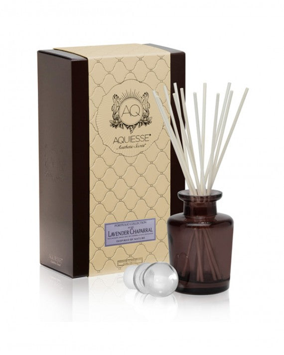 AQUIESSE DIFFUSER - LAVENDER CHAPARRAL APOTHECARY REED DIFFUSER GIFT SET
