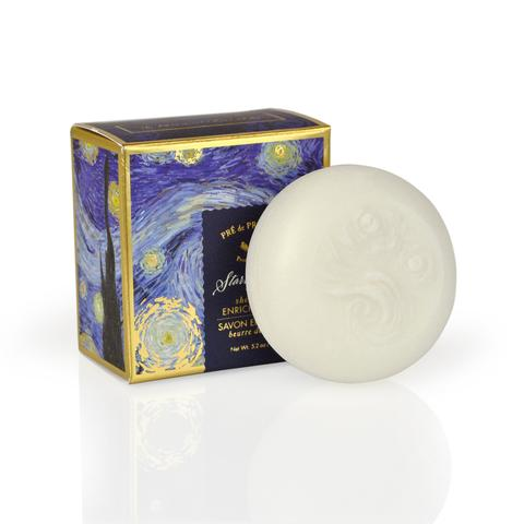 EUROPEAN SOAPS - STARRY NIGHT ENRICHED SOAP (150G)