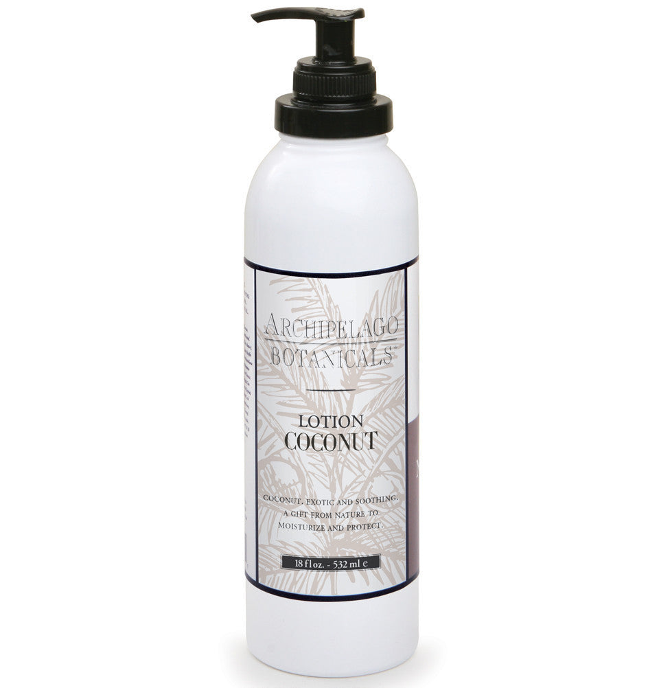 Archipelago - COCONUT 18 OZ. LOTION