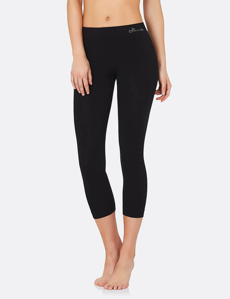 BOODY 3/4 Leggings (Black)