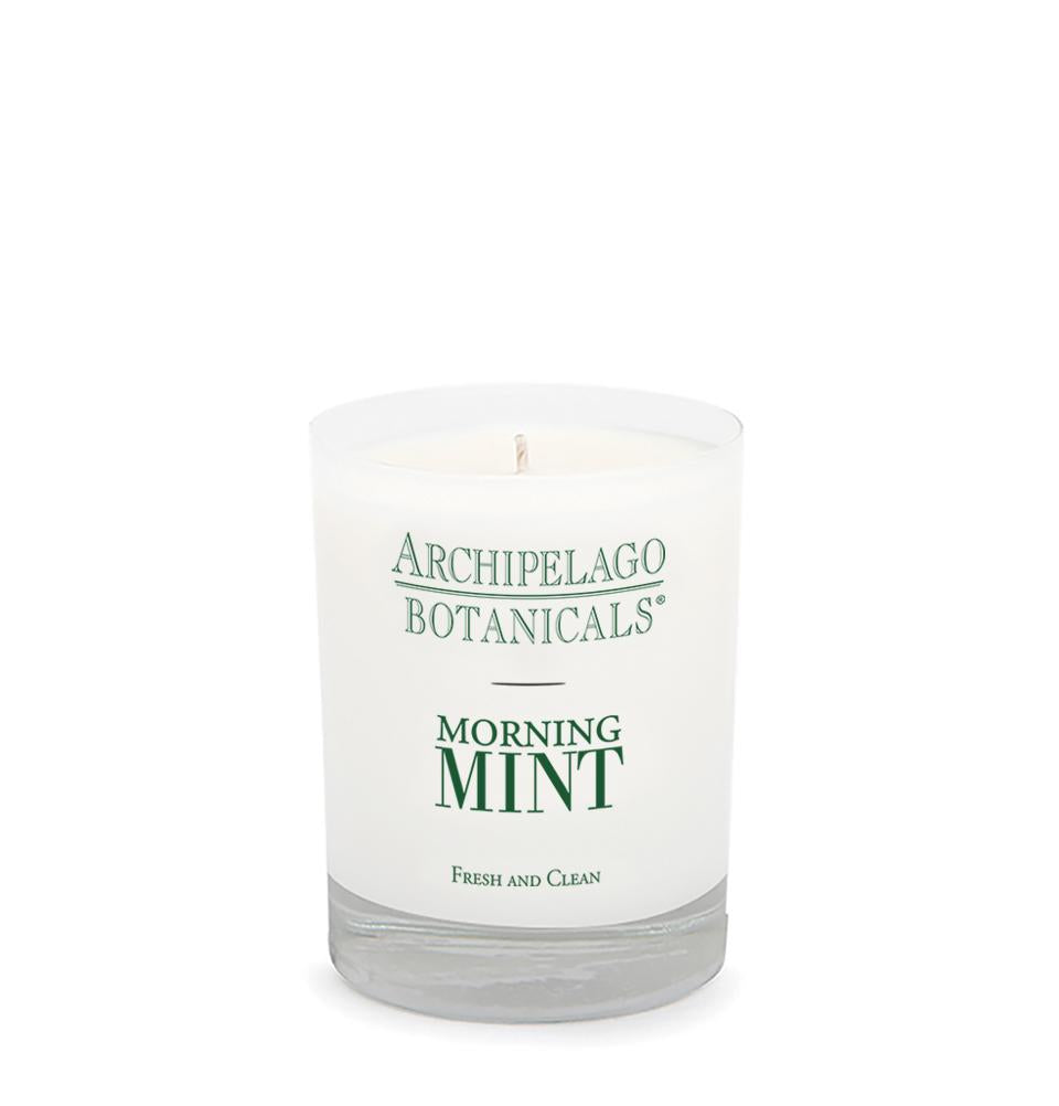 Archipelago Morning Mint Candle