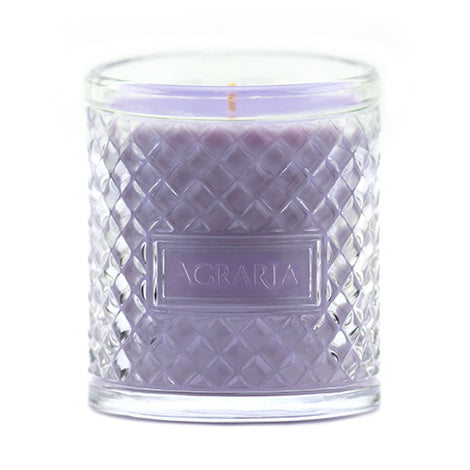AGRARIA - Lavender & Rosemary Scented Crystal Candle