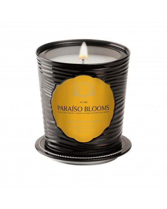 PARAISO BLOOMS~LUXE TIN CANDLE