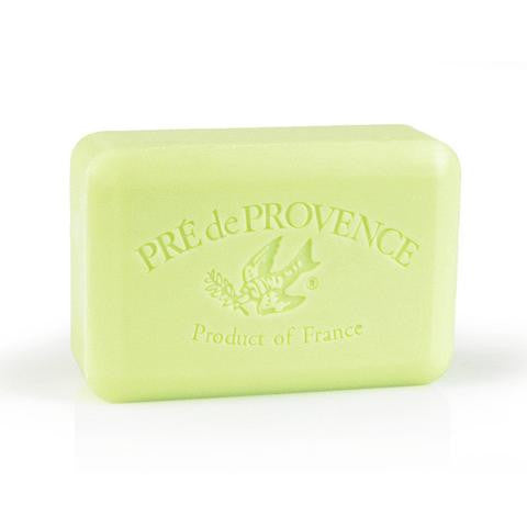 EUROPEAN SOAPS QUAD-MILLED  LINDEN SOAP BAR - 150G