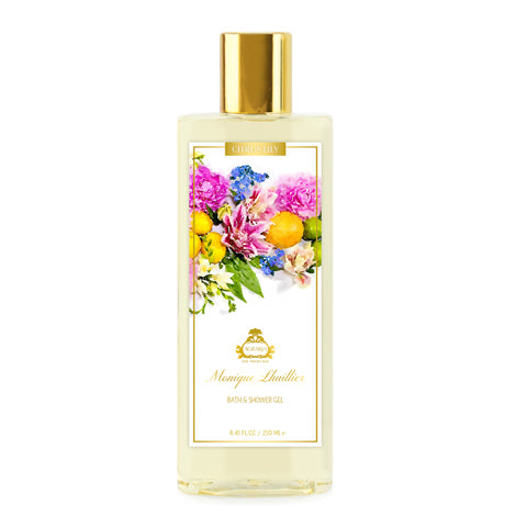Agraria - Monique Lhuillier Citrus Lily Bath & Shower Gel