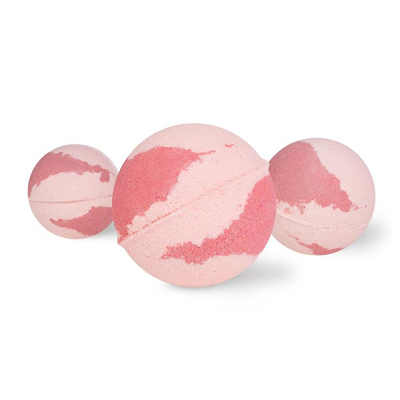 Bath Therapy Bath Bomb - Purifying Pink Clay