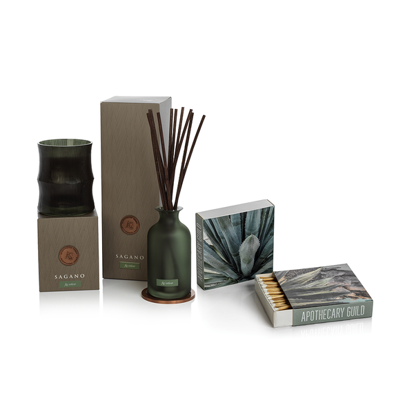 APOTHECARY GUILD SAGANO GIFT SET: FIG VETIVER