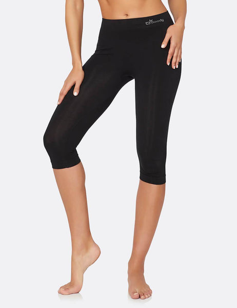 BOODY Crop Leggings (Black)