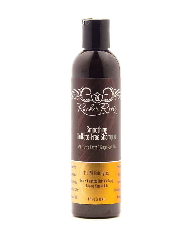 RUCKER ROOTS - Smoothing Sulfate-Free Shampoo