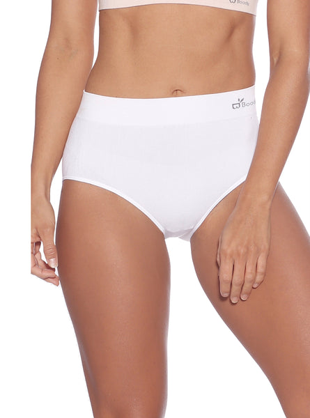 BOODY Full Brief (White)