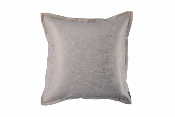 SOPHIA EURO PILLOW IVORY LINEN / GOLD LUREX 26X26 (INSERT INCLUDED)