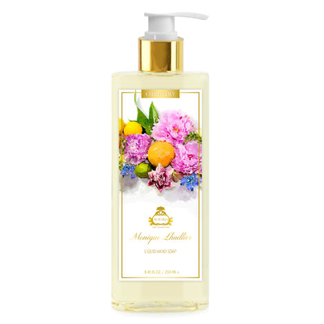 Agraria - Monique Lhuillier Citrus Lily Liquid Hand Soap