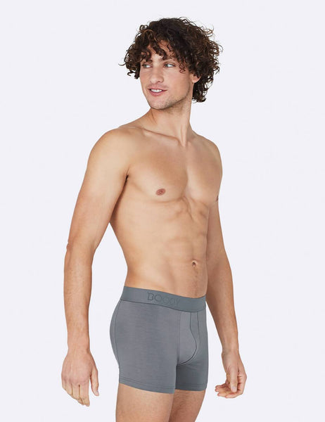 BOODY Men's Boxer (Grey/Ash)