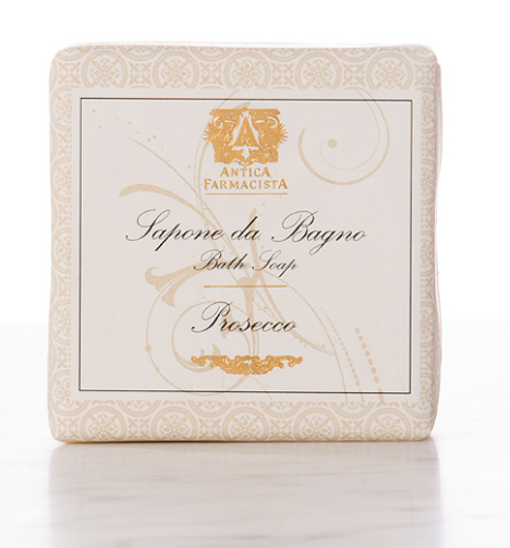 ANTICA FARMACISTA - 4 OZ BAR SOAP IN PROSECCO