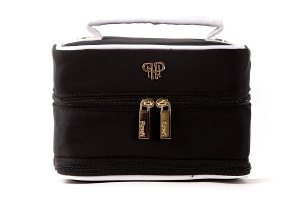 PurseN Blanc Noir Tiara Vacationer Jewelry Case