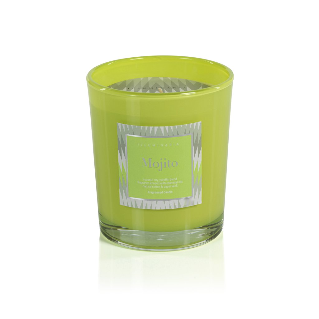 ILLUMINARIA BRIGHT CANDLE JAR - MOJITO