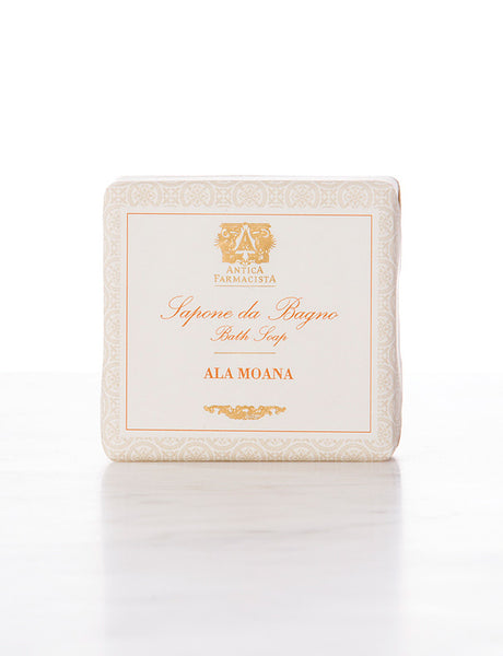 ANTICA FARMACISTA - 4 OZ BAR SOAP IN ALA MOANA