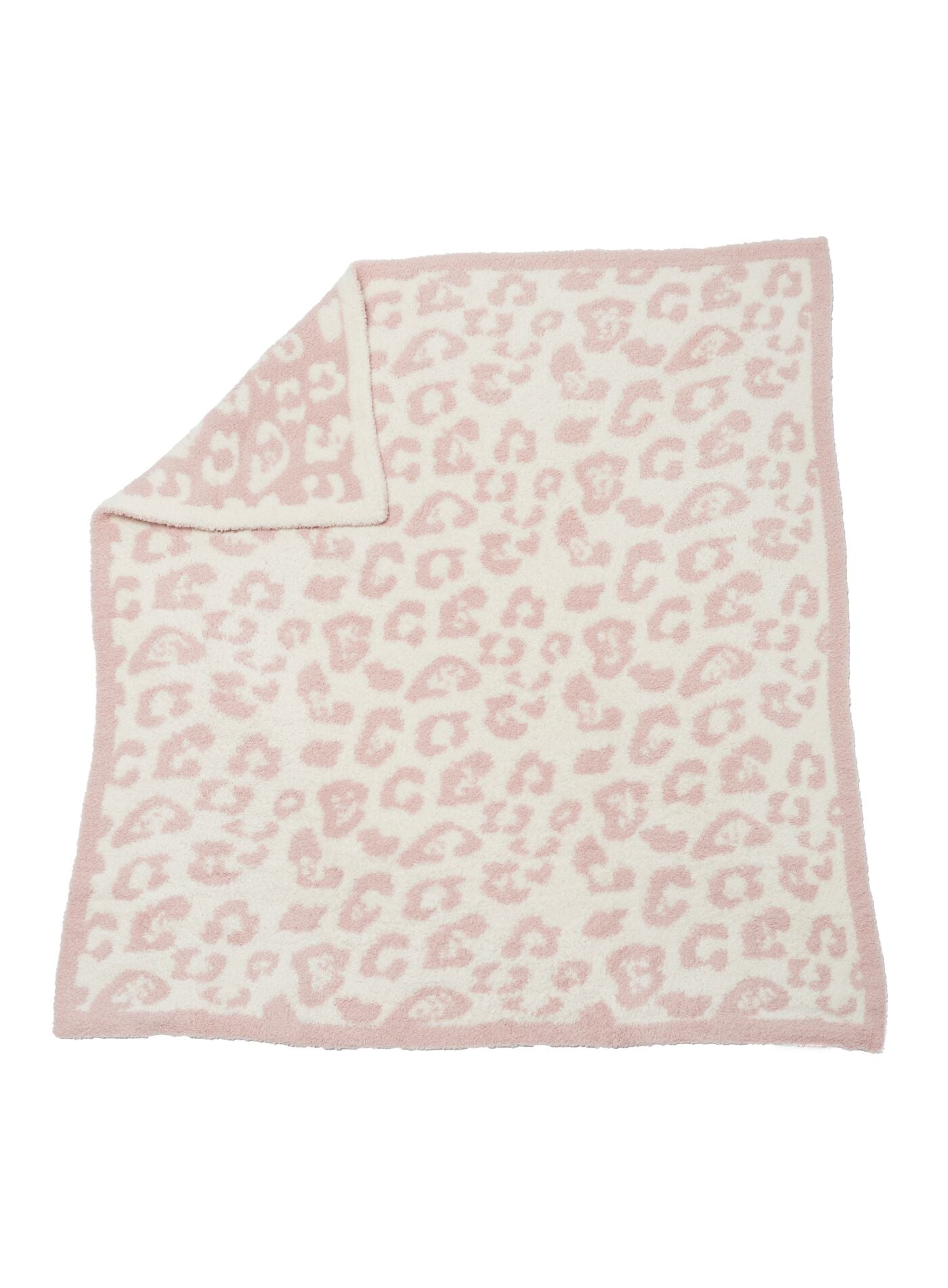BAREFOOT DREAMS - the COZYCHIC® BAREFOOT IN THE WILD BABY BLANKET