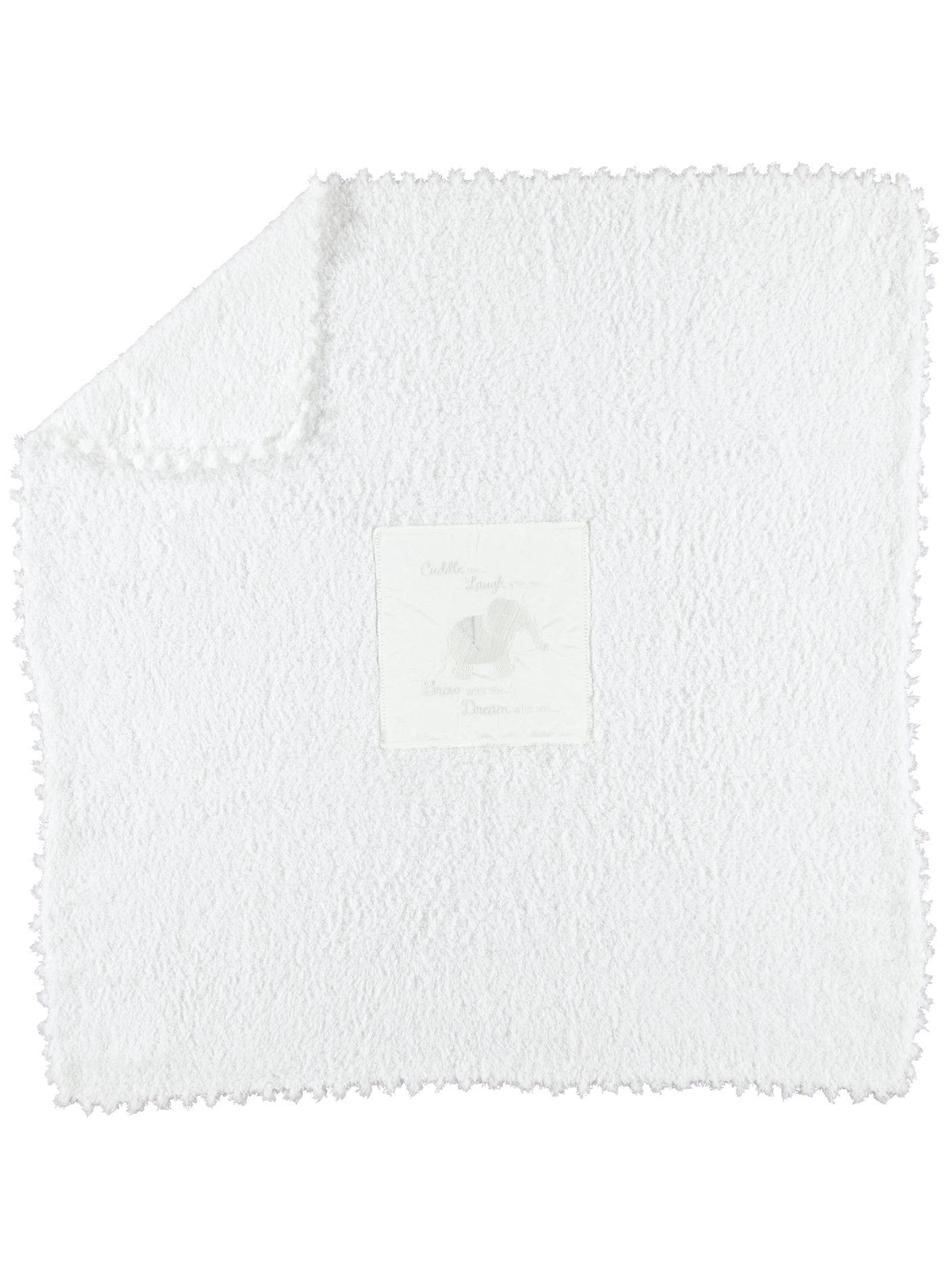 BAREFOOT DREAMS - the COZYCHIC® RECEIVING BLANKET