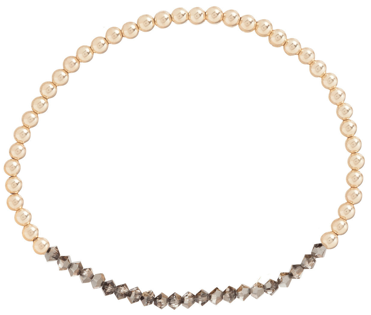 ENEWTON DESIGN - CRYSTAL BLISS BRACELET - GOLD