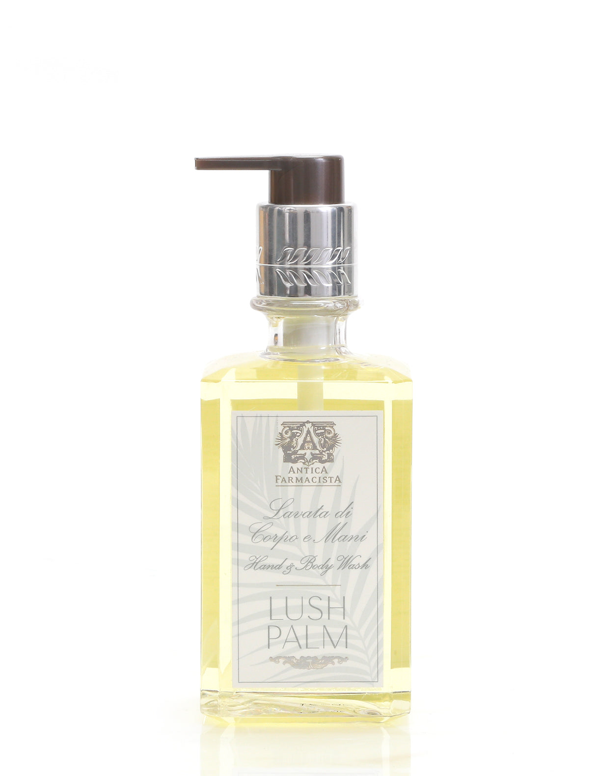 ANTICA FARMACISTA - 10 OZ HAND & BODY WASH IN LUSH PALM