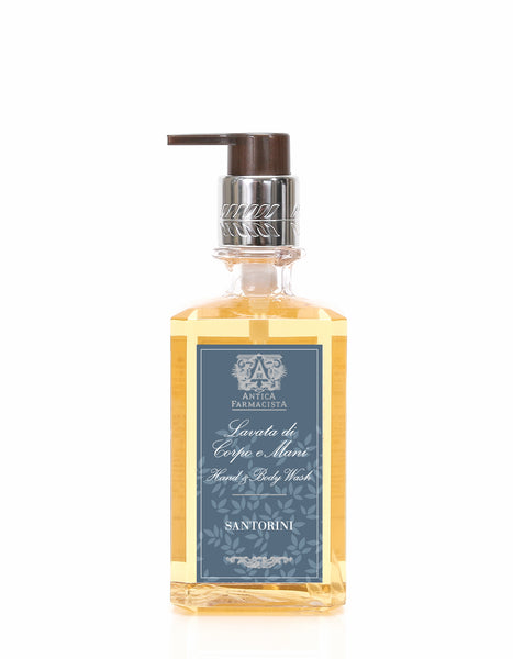 ANTICA FARMACISTA - 10 OZ HAND & BODY WASH IN SANTORINI